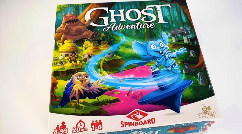 Test – Ghost Adventure