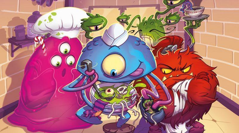 Test – Monster Soup