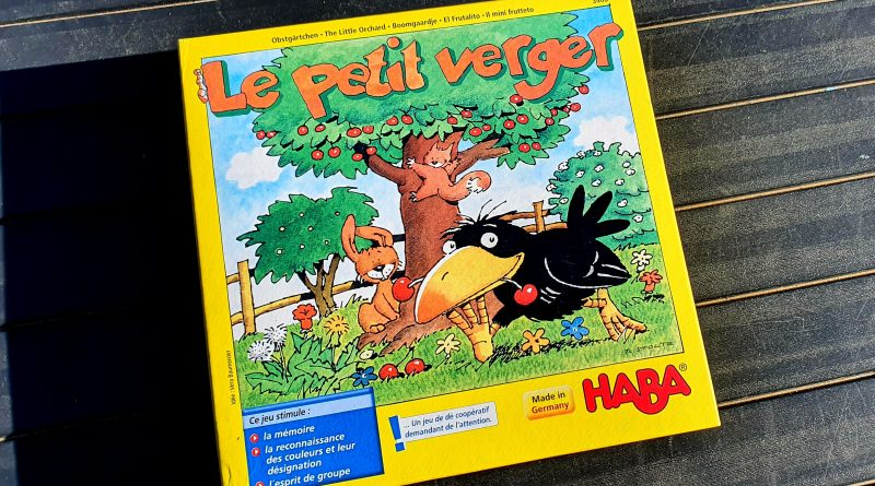 Test – Le petit verger
