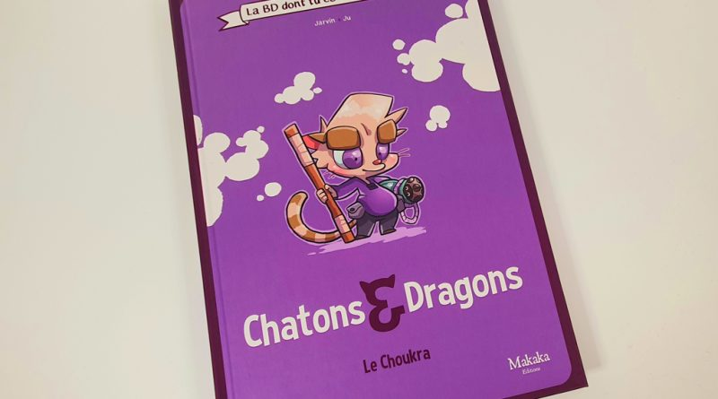Test – Chatons et dragons