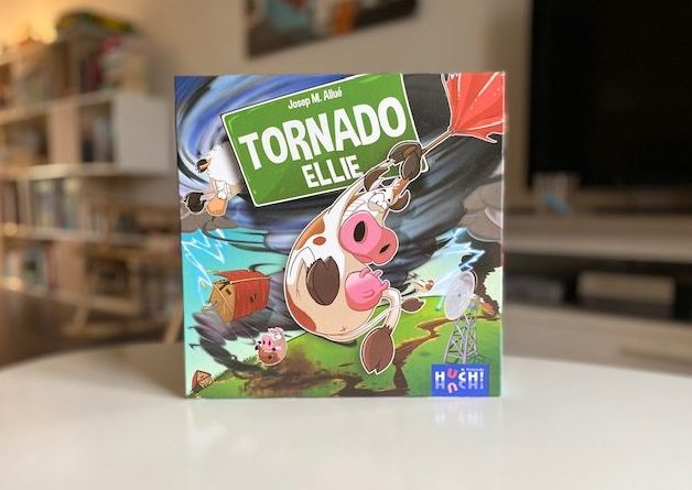 Test – Tornado Ellie