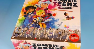 Test – Zombie Teenz Evolution