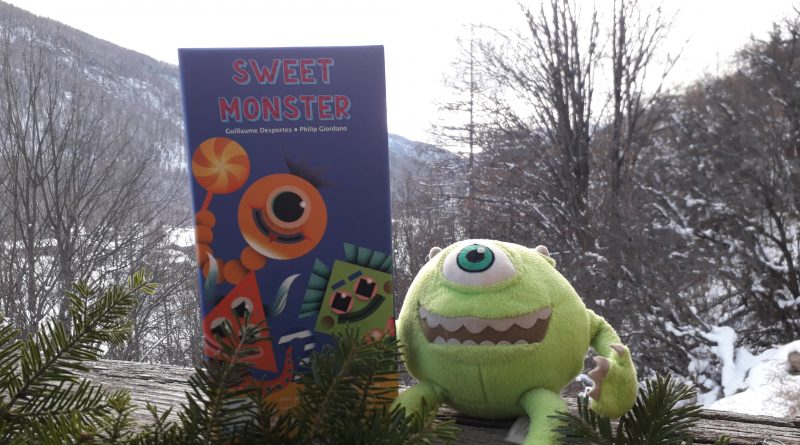 Test – Sweet Monster