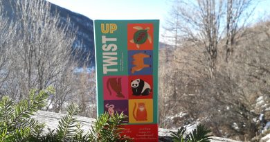 Test – Twist Up