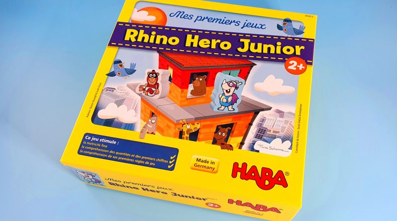 Test – Rhino Hero Junior