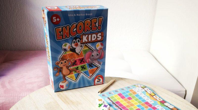 Test – Encore ! kids