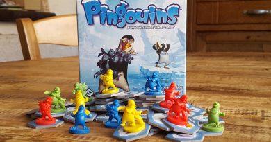 Test – Pingouins