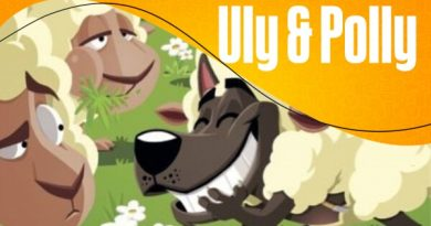Uly & Polly : Entre chien et loup
