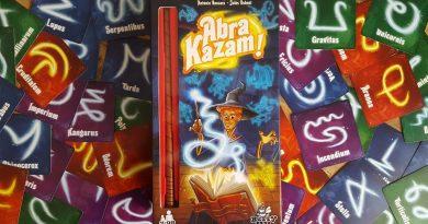 Test – Abra Kazam