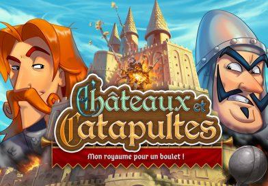 Châteaux et Catapultes : ça va canarder chez Lucky Duck Games !