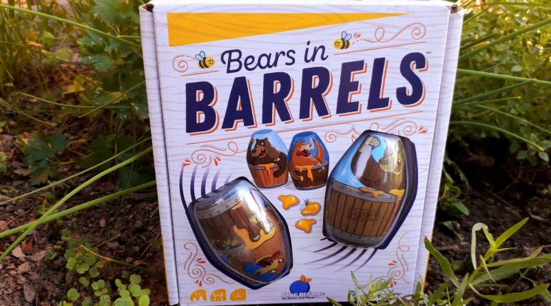 Test – Bears in Barrels