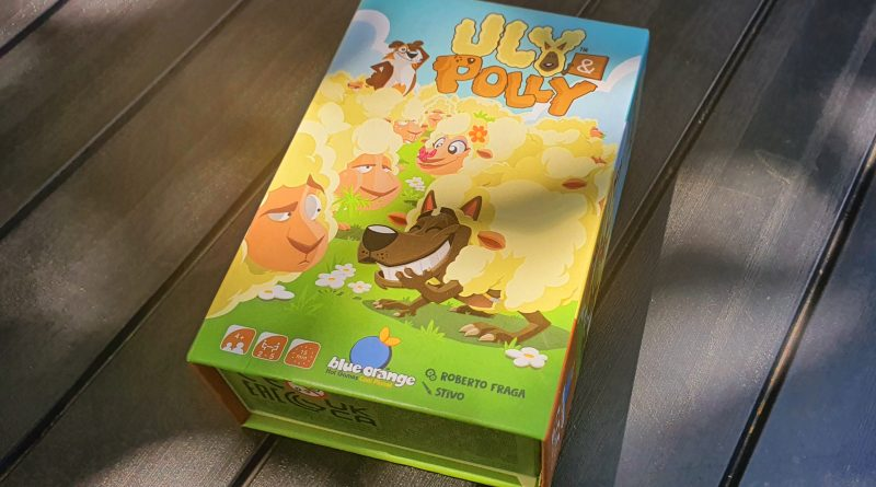 Test – Uly et Polly