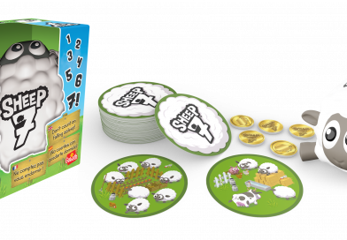 Sheep 7 : on va compter nos moutons