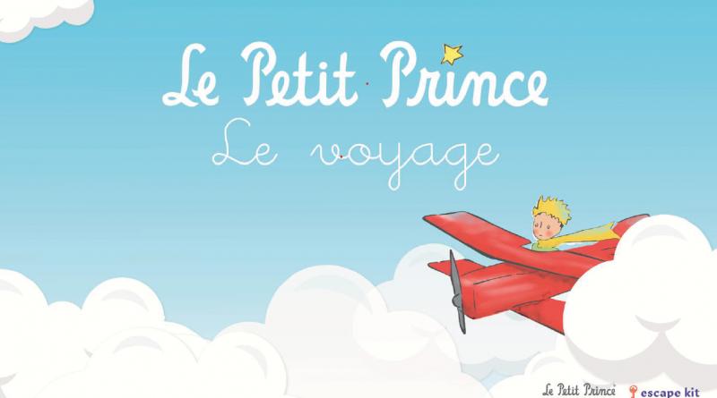 Test – Le voyage du petit Prince – Escape Kit
