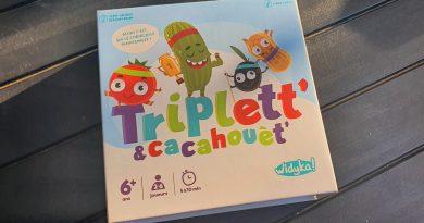 Test – Triplett' et Cacahouèt'