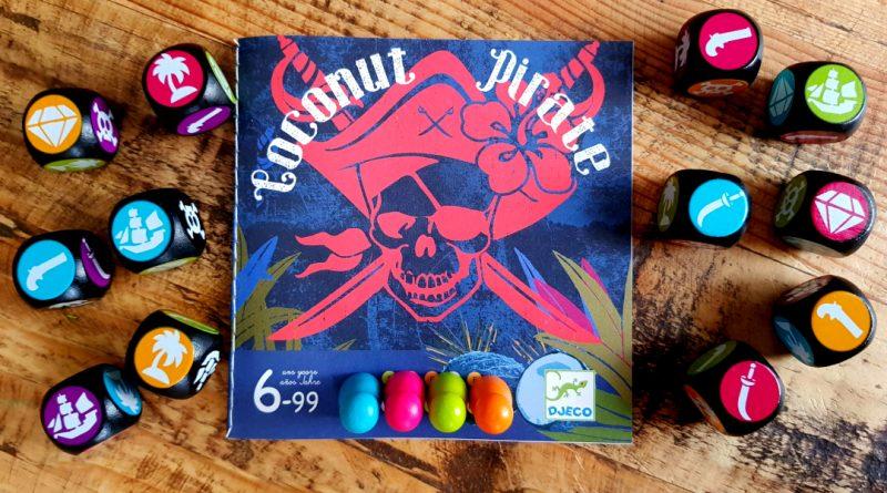 Test – Coconut Pirate