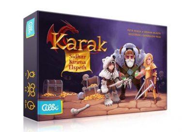 3 nouveaux personnages dispo pour Karak