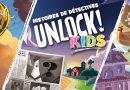 Un scénario de démo pour Unlock! Kids