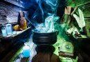 Des jeux pour Halloween : Sorcières, Grimoires et Potions !
